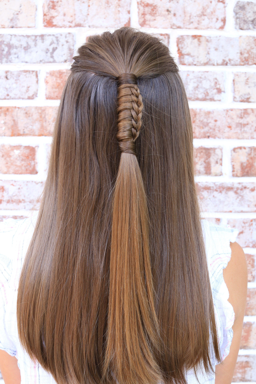 Elegante süße Frisur für die Schule - Neu Frisuren 8  Hair