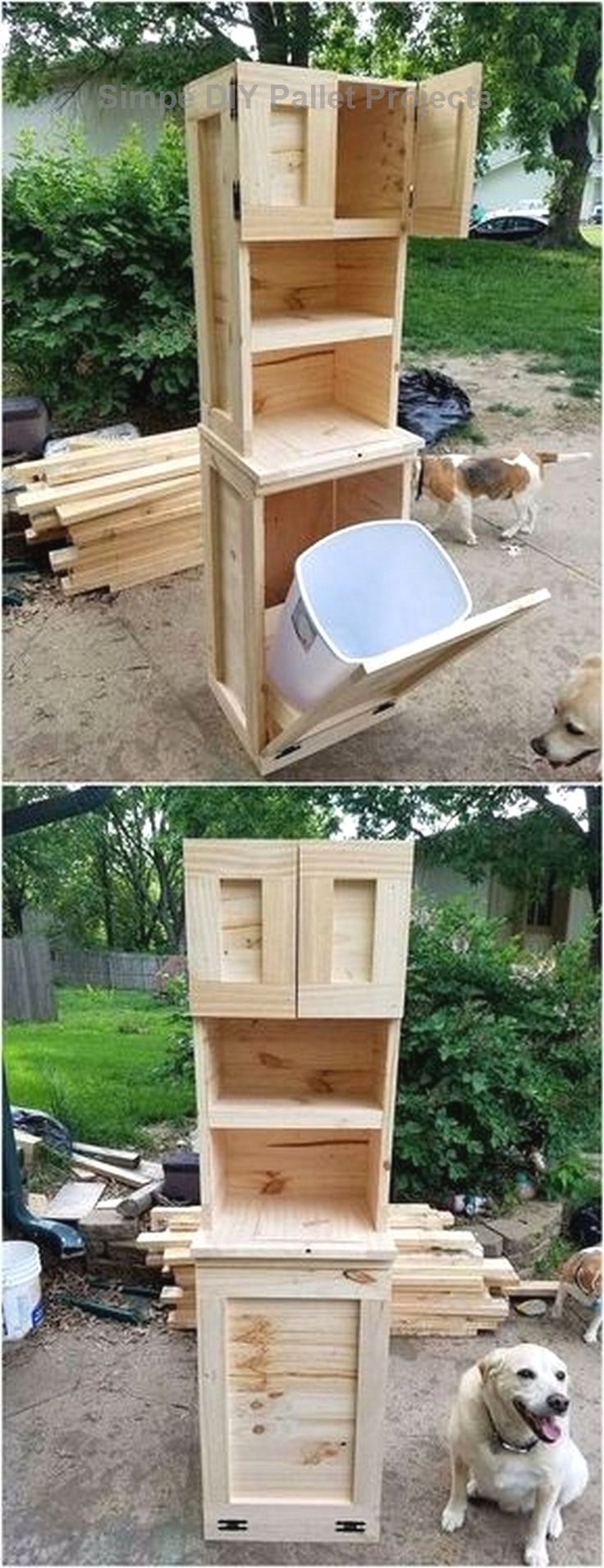 15 Incredible Do It Yourself Pallet Ideas  #pallet #woodpalletfurniture