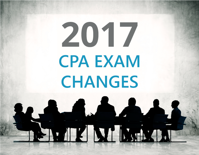 The AICPA announces the 2017 CPA Exam Changes. Learn more about ...