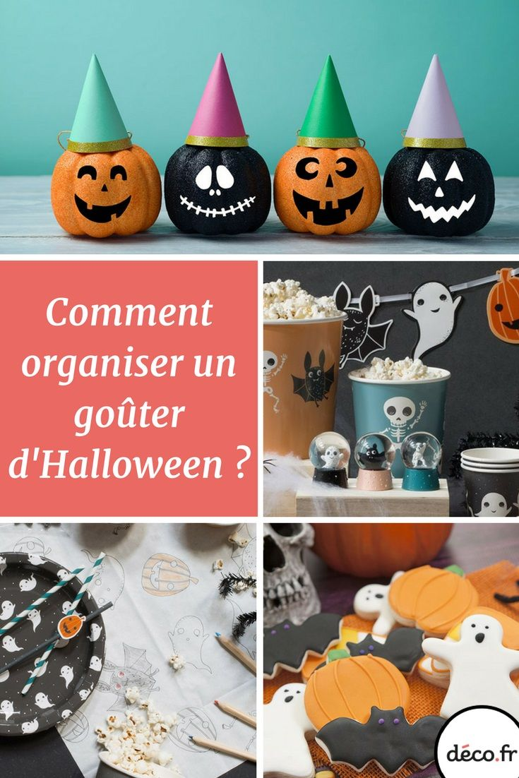 comment organiser un go ter d 39 halloween halloween pinterest go ter halloween et enfants. Black Bedroom Furniture Sets. Home Design Ideas