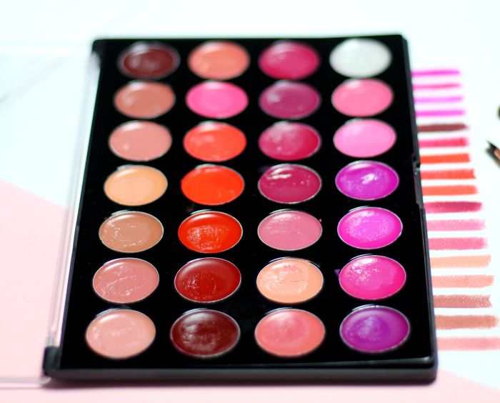 bhcosmetics Ultimate Lips palette