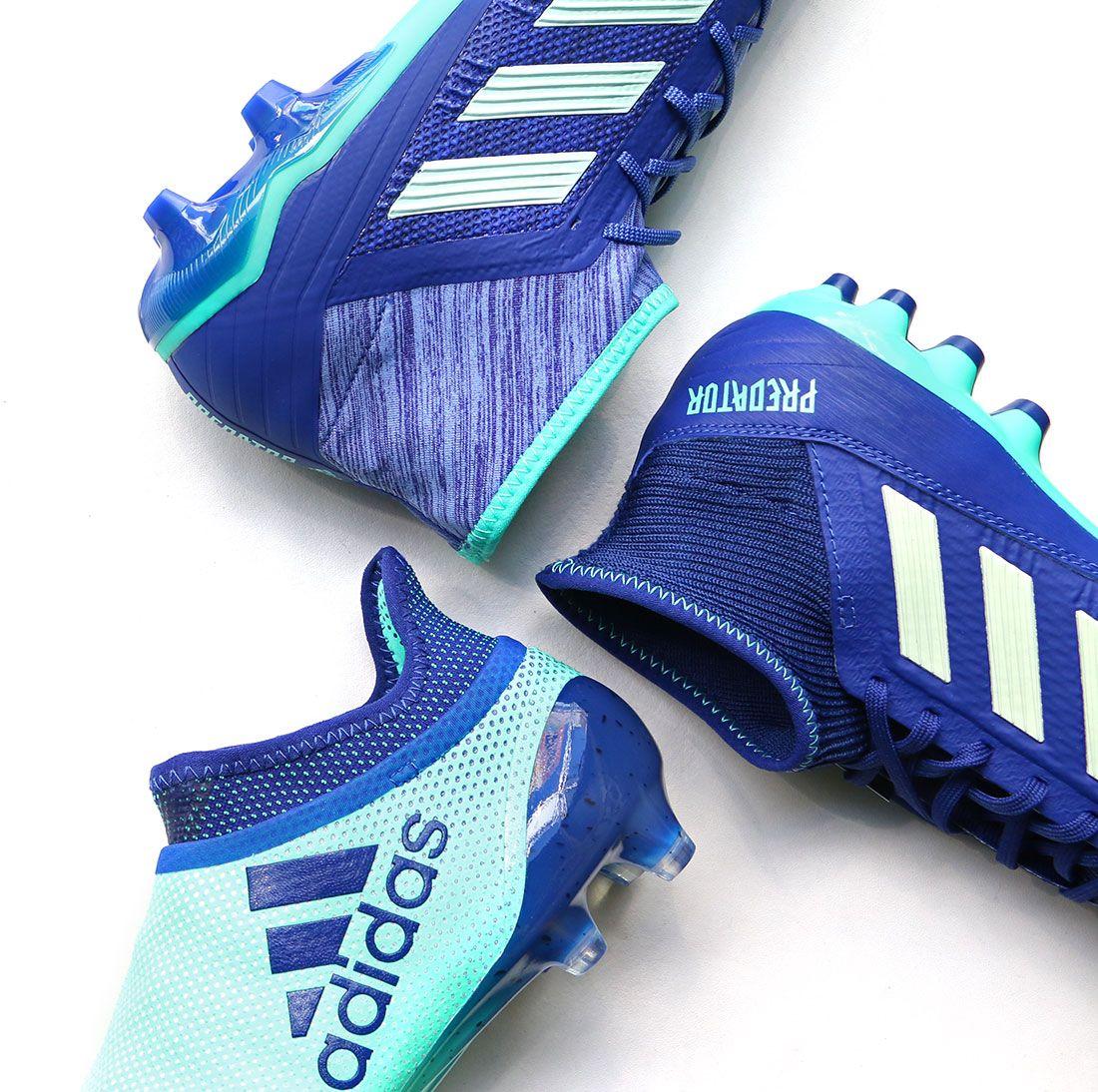 724bbb656e4 Botas de fútbol adidas Deadly Strike con tobillera. Foto: Marcela  Sansalvador para futbolmania.com #adidas #deadlystrike #futbolmania # marcelasansalvador
