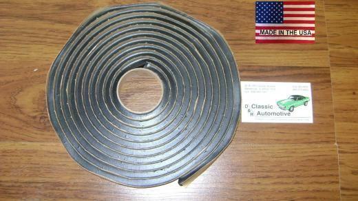 """Windshield Butyl Seal Install Tape 5//16/""""x15/' Window Glass Front or Rear Gasket"""