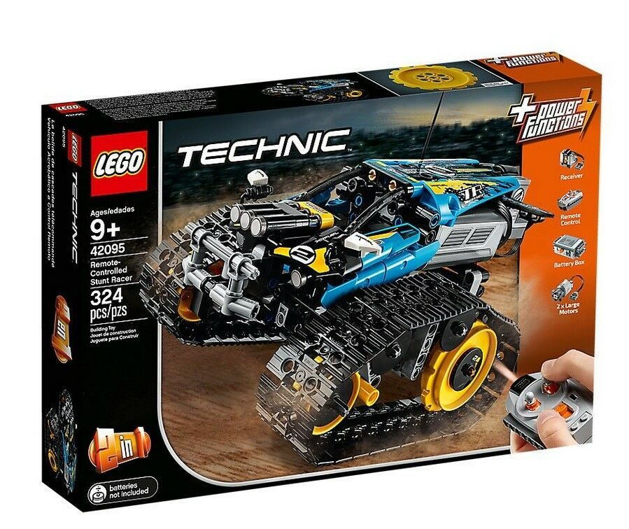 LEGO Technic Stunt Racer Set 42095 Remote Controlled 2019