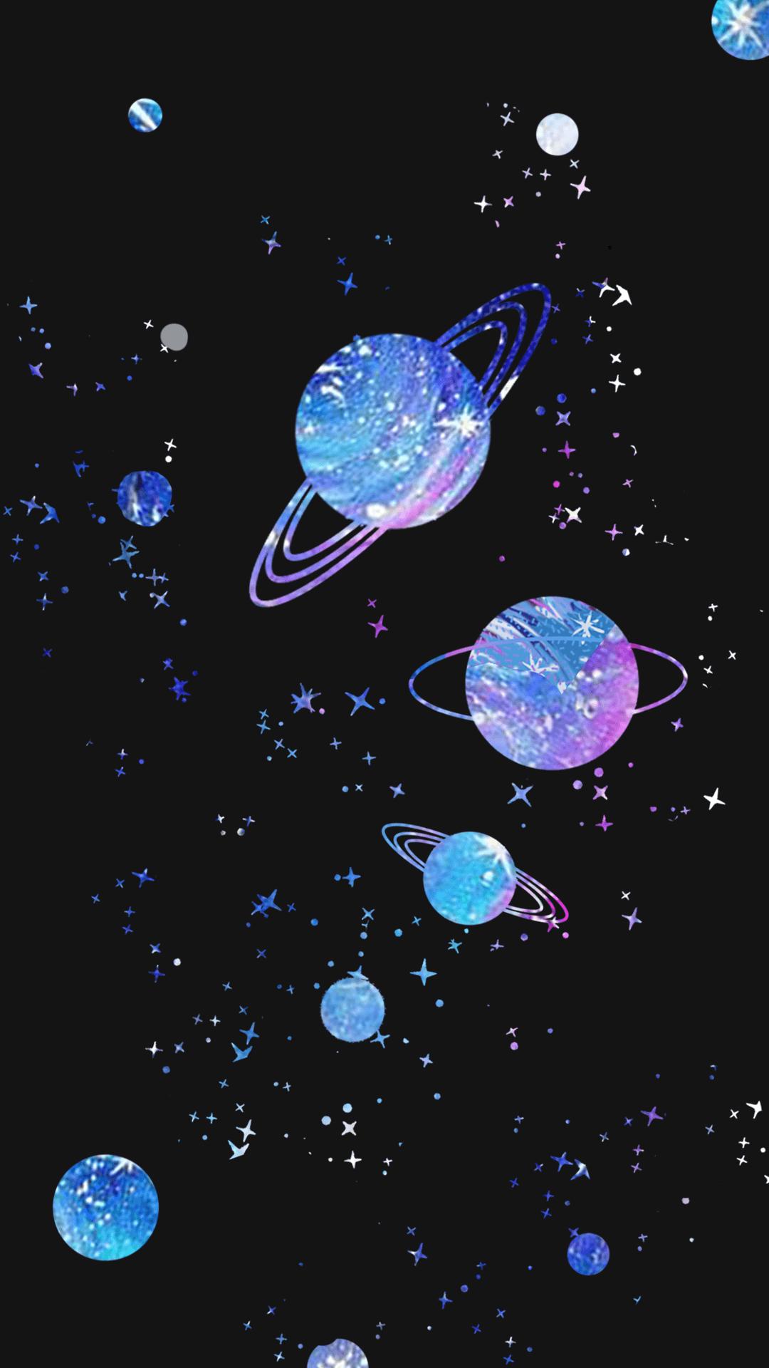 Space Aesthetic | Imagem De Fundo Para Iphone, Wallpaper