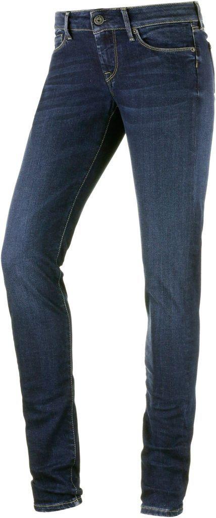258b5e6a091a Pepe  Jeans  Soho  Skinny  Fit  Jeans  Damen  darkblue  denim ...