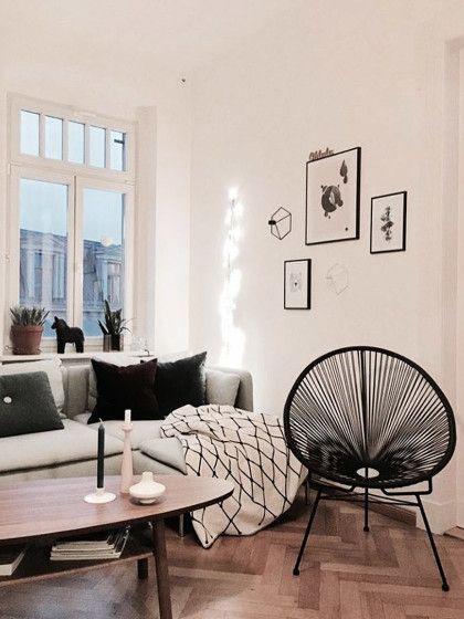 Gemütliches Wohnzimmer » 10 Coole U0026 Einfache Tipps | Stylight