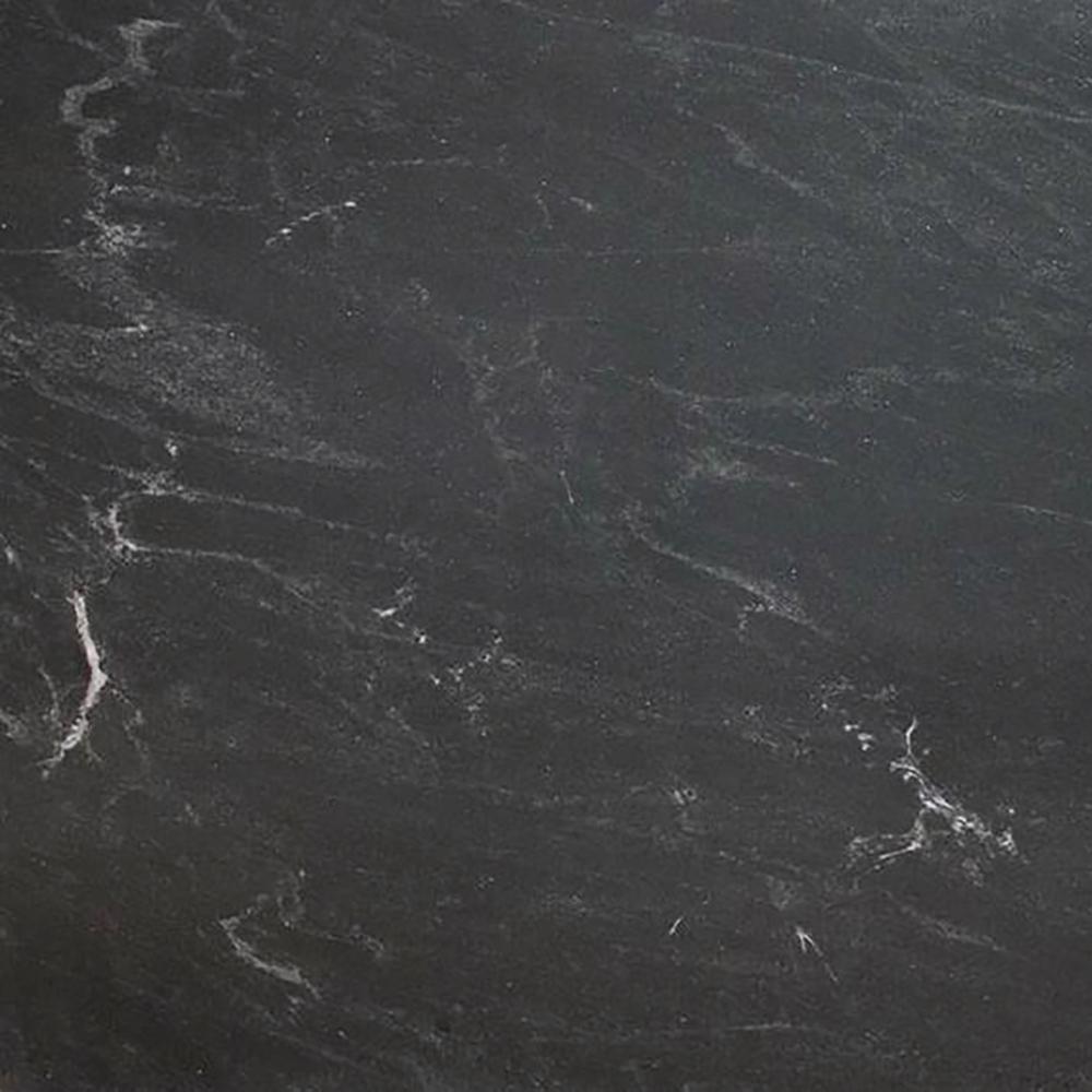 Stonemark Granite 3 In X 3 In Granite Countertop Sample In Black