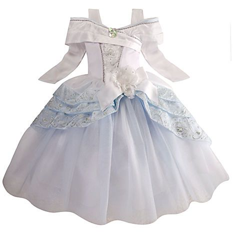 Deluxe Cinderella Wedding Costume for Girls | Costumes & Costume Accessories | Disney Store