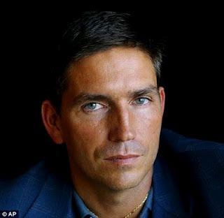 Jim Caviezel   the count of monte crisco  , and the new show Person of Interest.