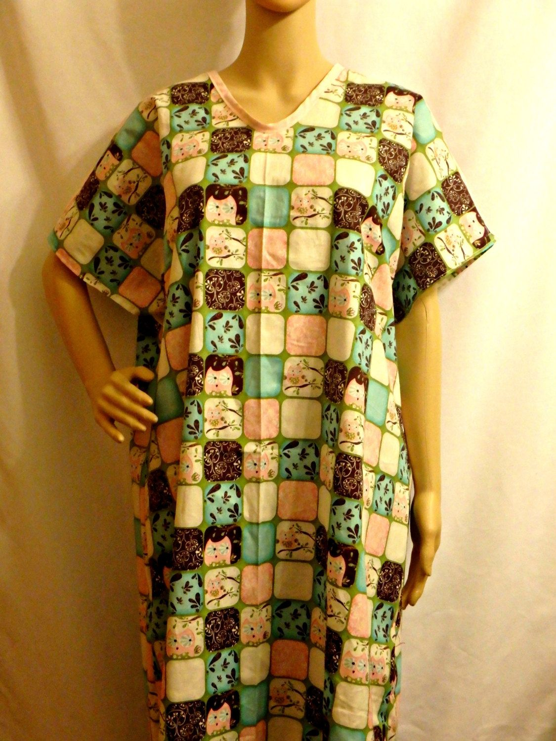 Hospital Gown for Bed bound Post Surgery COTTON Gown Fits Regular ...