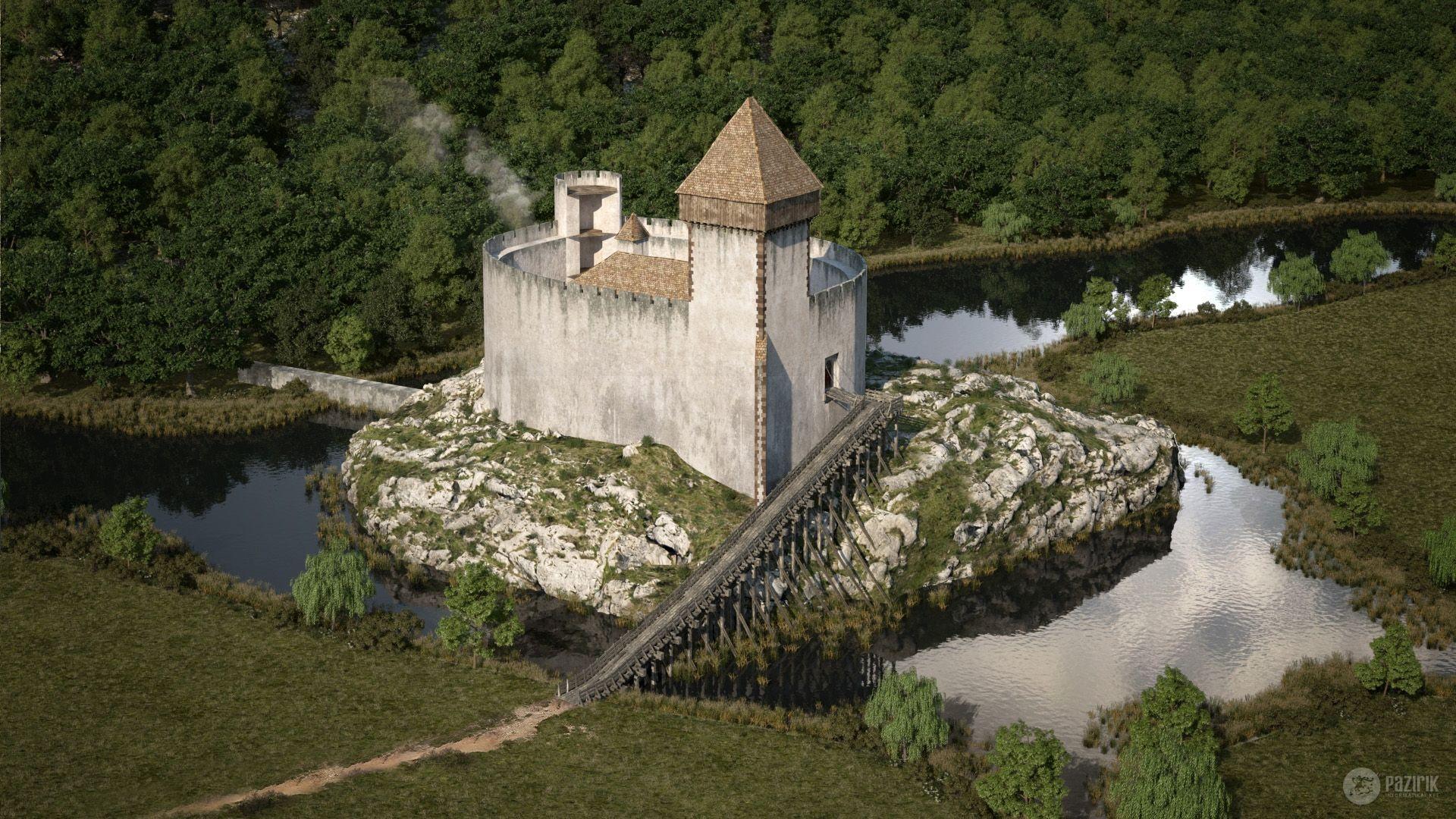 Diosgyor Castle Castle Castle Designs Medieval Castle