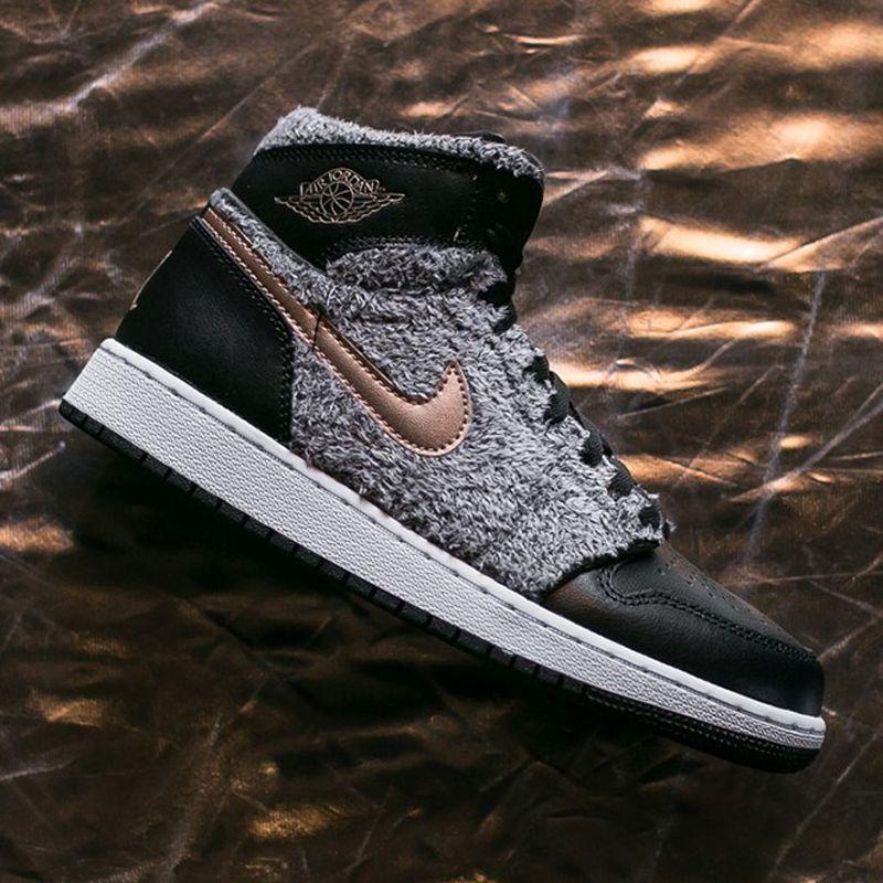 pretty nice c743d b1043 Nike Air Jordan 1 Retro (332148-022) Fleece Pack USD 90 HKD 710 New Arrival   solecollector  dailysole  kicksonfire  nicekicks  kicksoftoday   kicks4sales ...