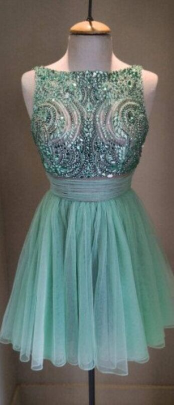 Eveing dresses O-NECK Homecoming Dress TULLE PROM DRESS Short A-Line DRESSES MINI PARTY DRESSES