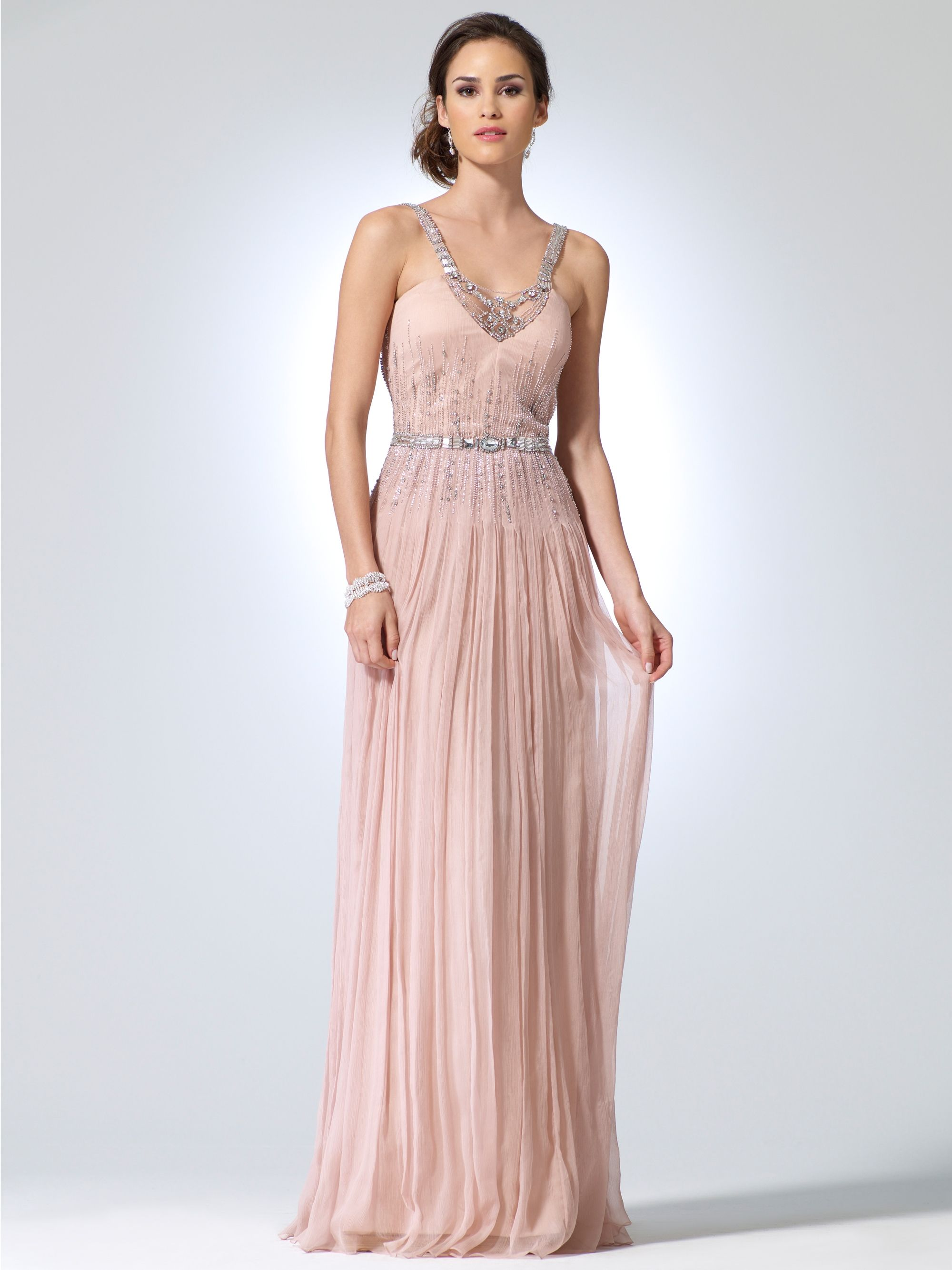 Not usually a Vintage girl - but this dress is absolutely stunning ...