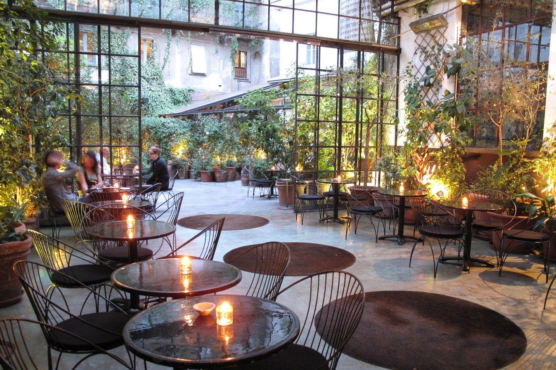 The 9 Best Cafes And Coffee Shops In Milan Cafe Shop Design Cafe Design Inspiration Cafe Interior Design The garden room cafe
