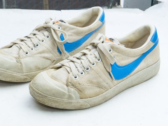 hot sale online ed18f 09a23 Vintage  80s NIKE  BRUIN  Sneakers sz 8.5 mens by snazzy77vintage