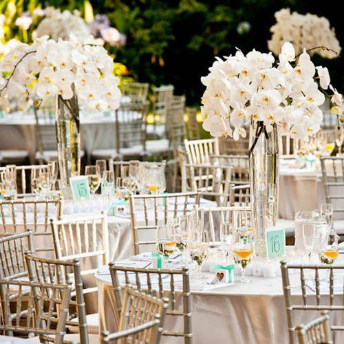White Wedding Flower Arrangements: White Wedding Flower Arrangements