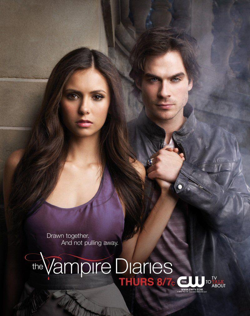 Vampire diaries damon elena dating real life