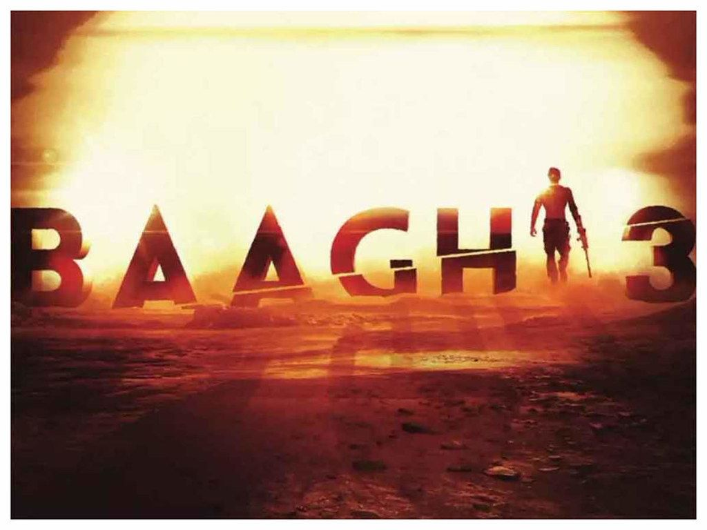 Tiger S Baaghi 3 Trailer To Drop Tomorrow In 2020 Hd Movies