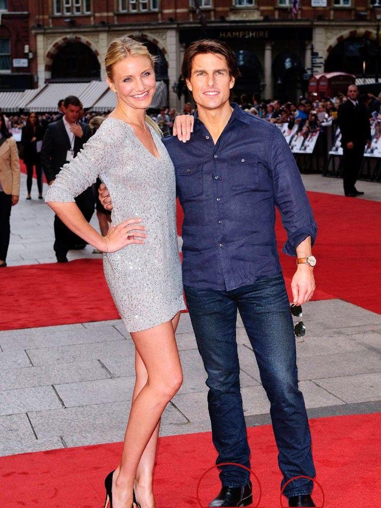 1274e2c30e Tom Cruise   Cameron Diaz Make a Golden Couple