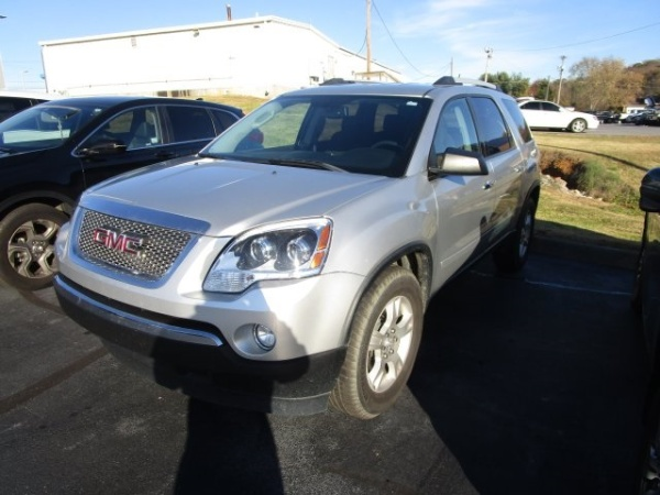 2012 Gmc Acadia Sle Fwd For Sale In Kingsport Tn Pnc Fwd Gmc