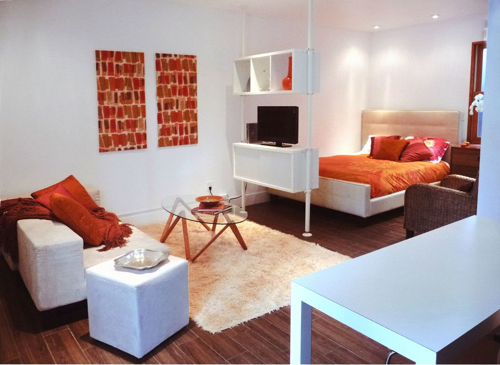 Room · How To Decorate A Studio Apartment 2