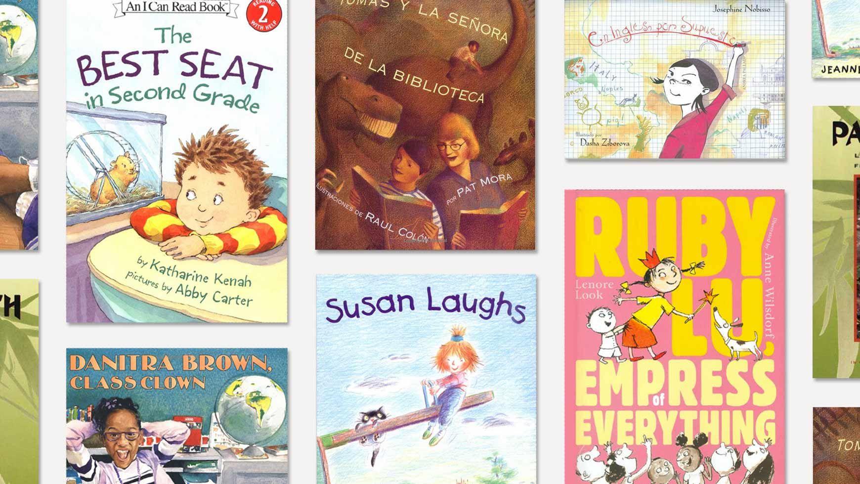 libros para ninos de 4 grado