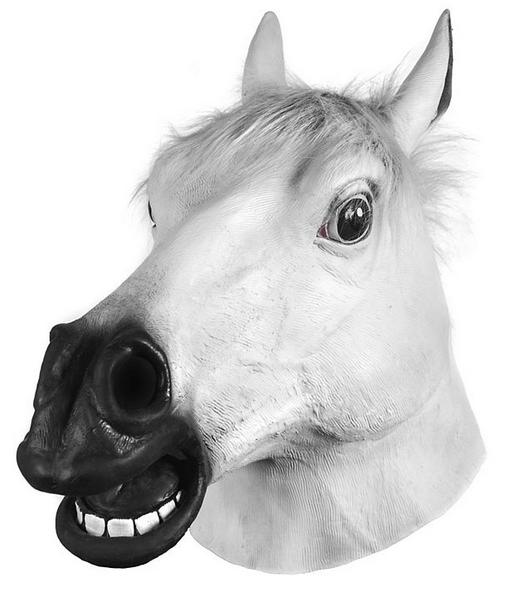 Pin On Youtumall Latex Horse Head Mask