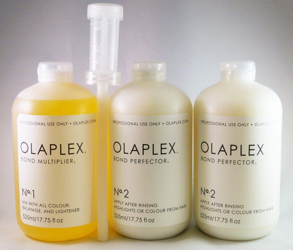 Olaplex Salon Intro Kit Olaplex salon, Olaplex, Salon