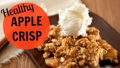 Today's challenge is a nutritional one. A yummy, perfect, fall nutritional challenge! TheBayfield Apple Festivalkicks off today and in celebration of this popular, hometown event celebrating apples, I challenge you to find a healthy, apple recipe to try this...