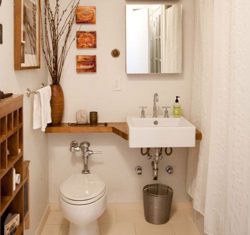 Click Pic For 10 Small Bathroom Design Ideas Extend The