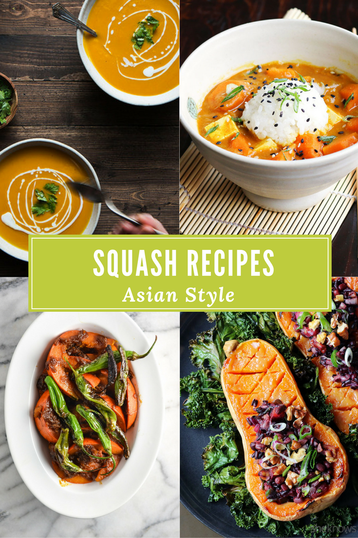 What Asian cuisines have been cooking up with squash will rock your world. 20 Asian-inspired squash recipes that give gourd like you've never had it before.