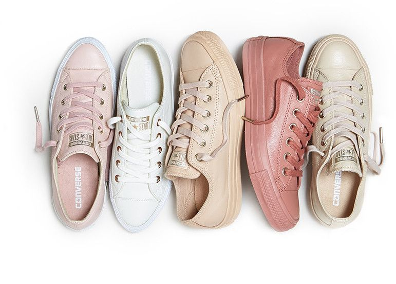 Converse Nude Holiday Collection