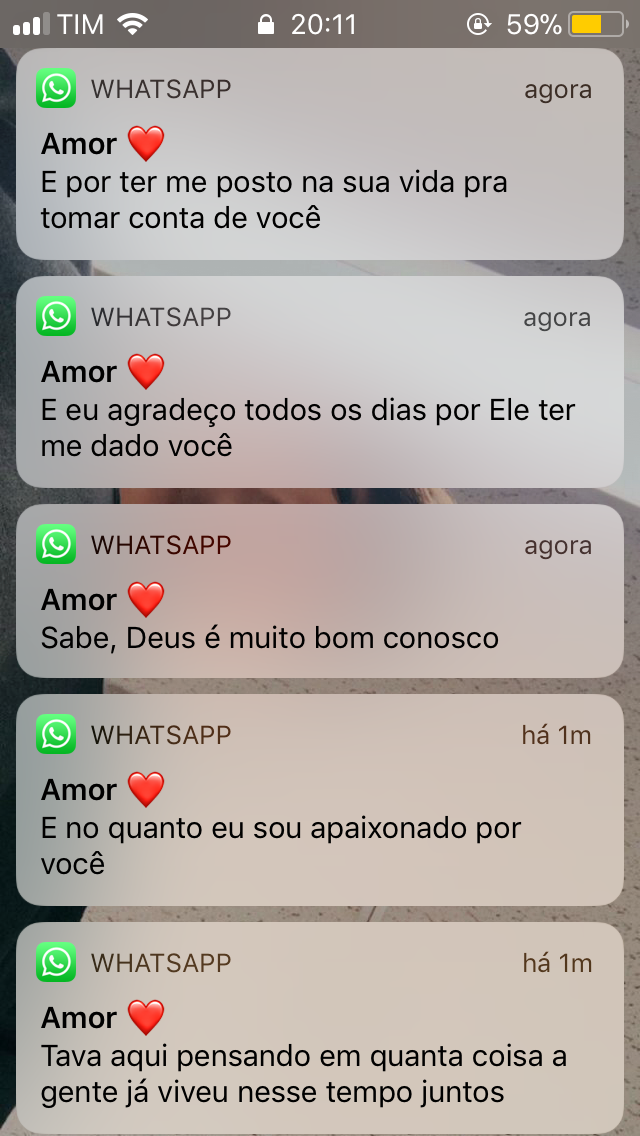 Mensagens Whatsapp Mensagens De Amor Whatsapp Frases De