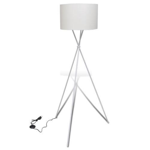 Stehlampe Stehleuchte Lampe Wohnzimmerlampe Standleuchte Lampeschirm