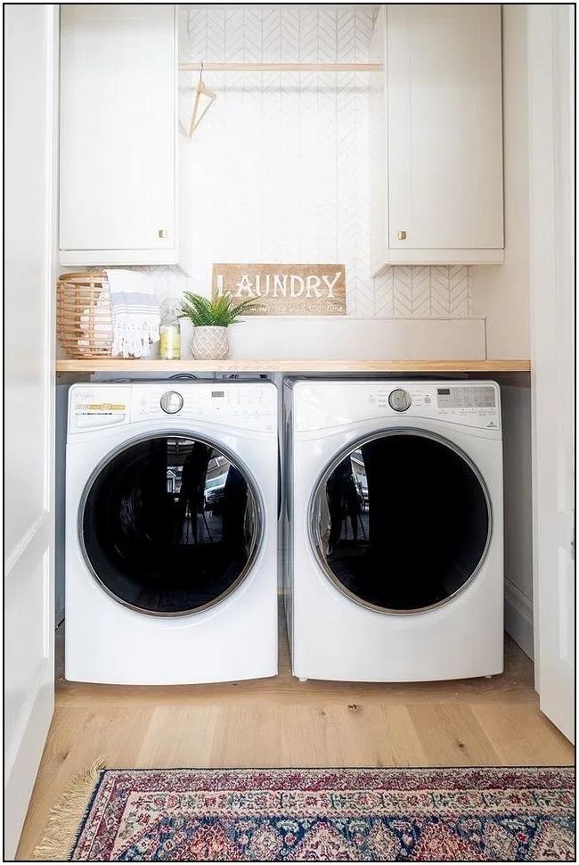151 Laundry Closet Organization Ideas 24 Homydepot Com In 2020 Laundry Closet Laundry Room Design Laundry In Bathroom