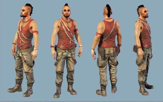 Far Cry 3 Designing Vaas Video Games Imaginefx Far Cry 3