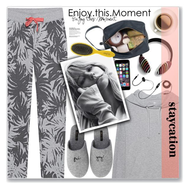 """""""STAYCATION"""" by nanawidia ❤ liked on Polyvore featuring Juvia, Minnie Rose, Dolce&Gabbana, Drybar, polyvorecommunity, polyvoreeditorial, polyvorecontest and staycation"""