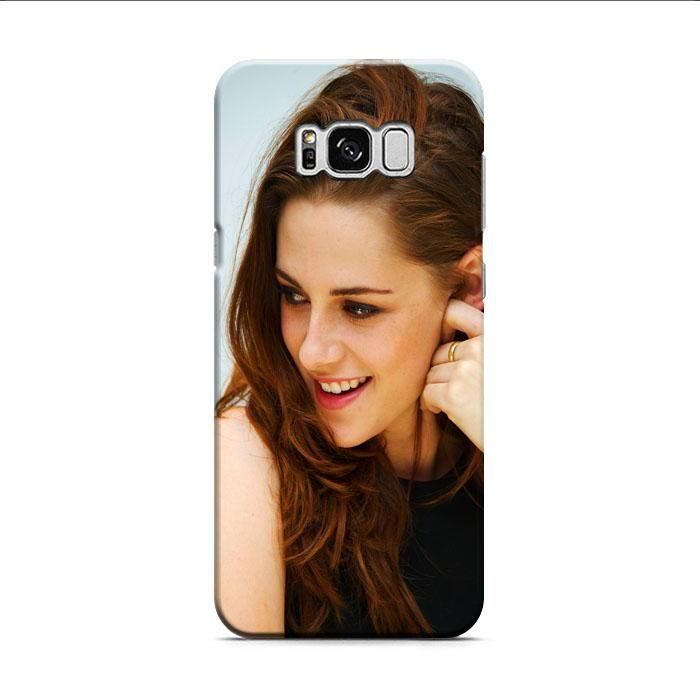 Kristen Stewart Black Dress Samsung Galaxy S8 3D Case