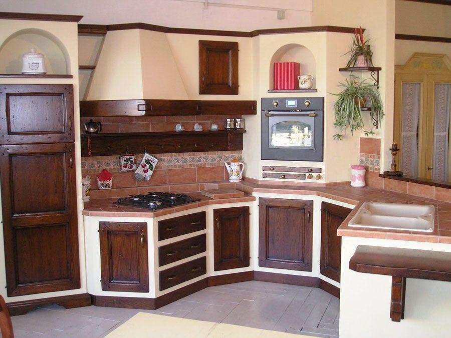 Costo cucina in muratura stunning awesome mattonelle with - Cucina in muratura costo ...