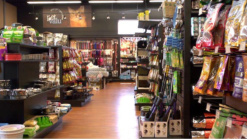 Pet Supplies Stores Projetos Arquitetura