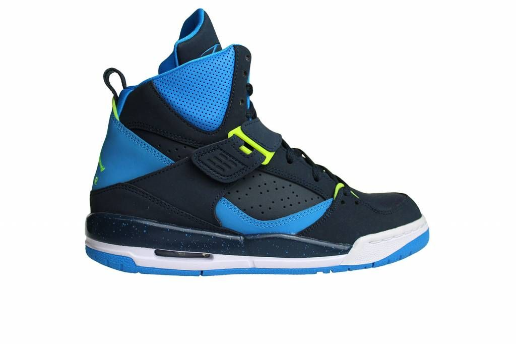 Air Jordan Flight 45 High (GS) sneakers voor jongens. Sale:
