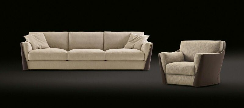 Vittoria Sofa by Carlo Colombo (With images) Modern sofa