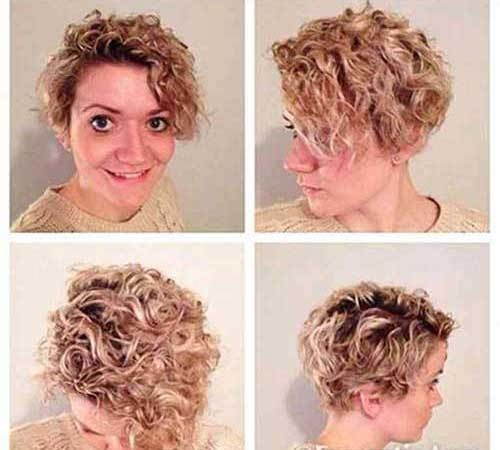 20 Latest Short Curly Hairstyles | haircuts | Curly hair ...
