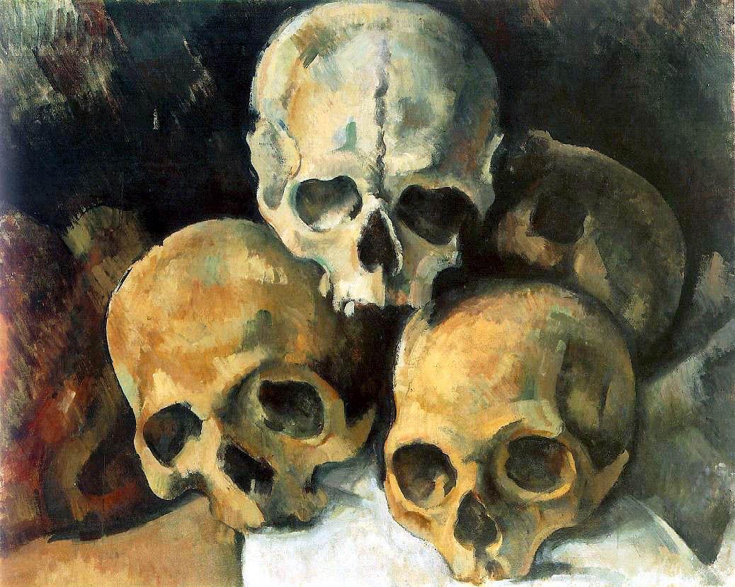 (1901) Paul Cézanne