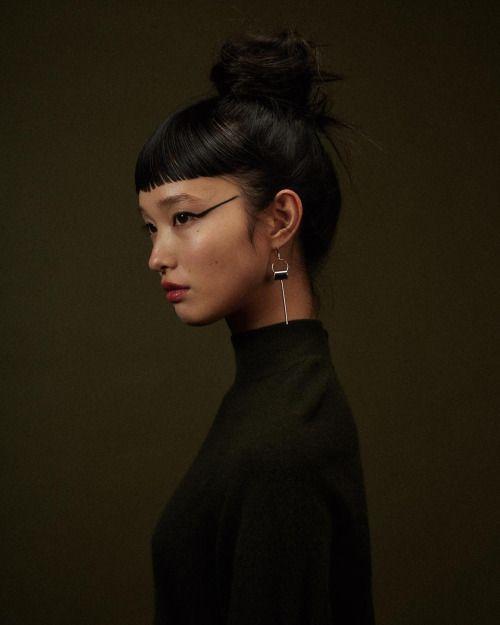 "asianfemalemodel: "" Yuka Mannami by Zhi Wei """