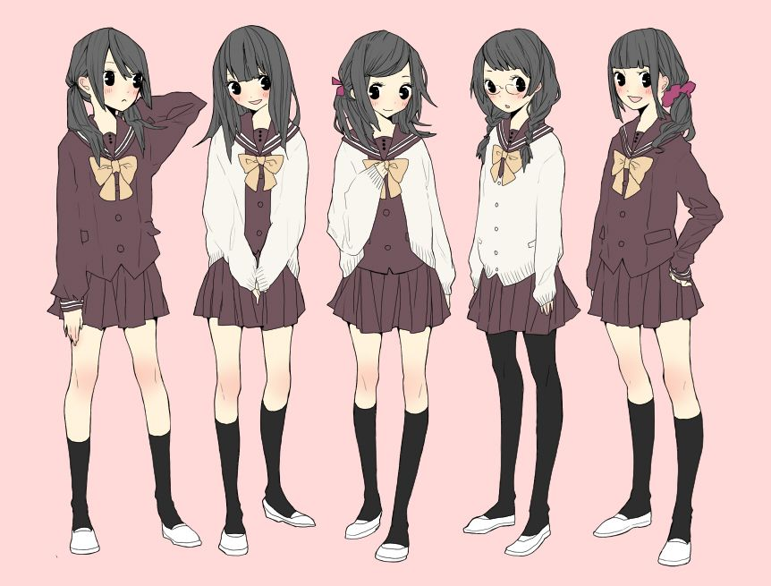 Character Design References Character Design Anime Anime Characters