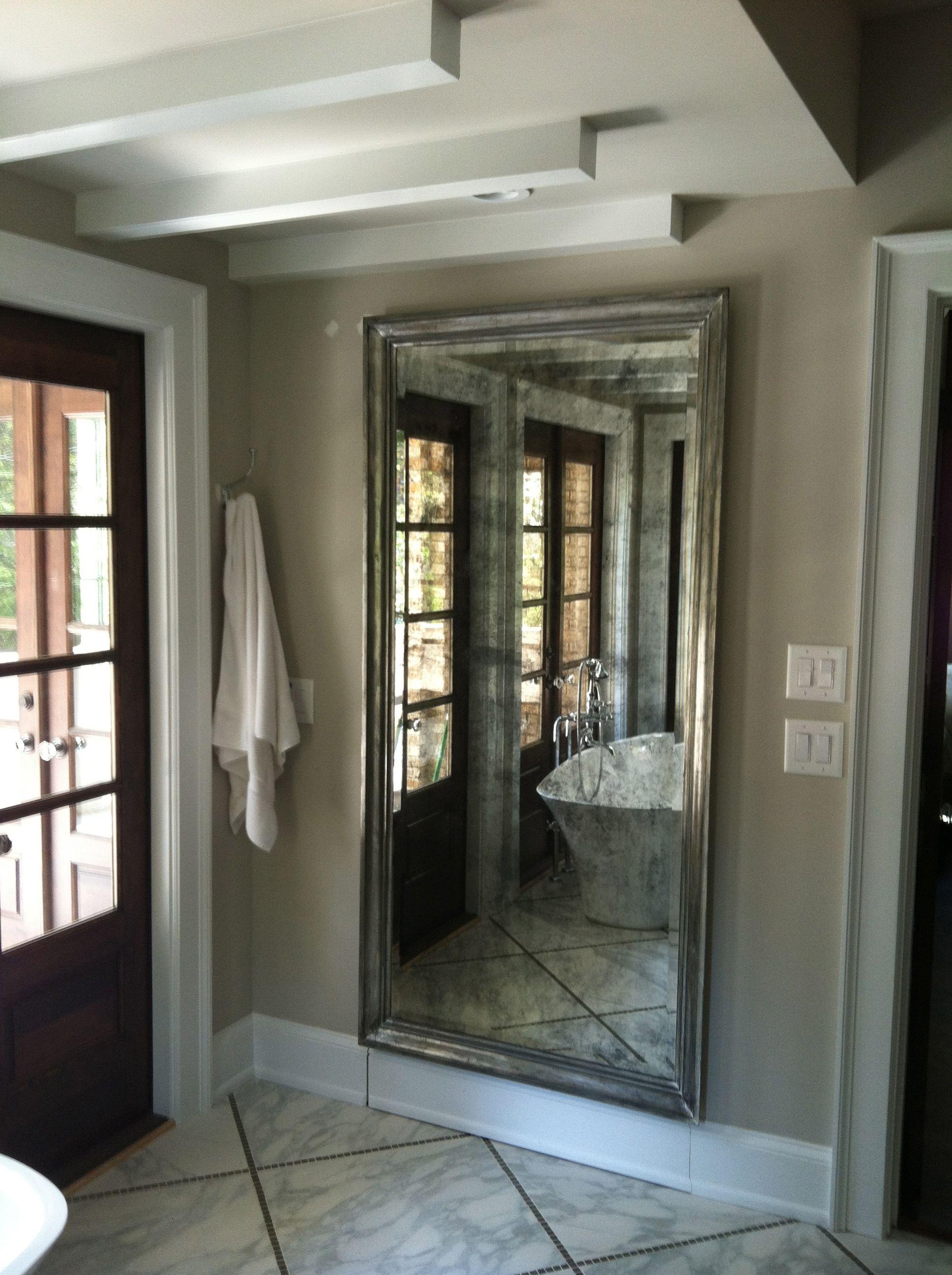 Mirrored Secret Door Secret Door Secret Rooms Mirror Door