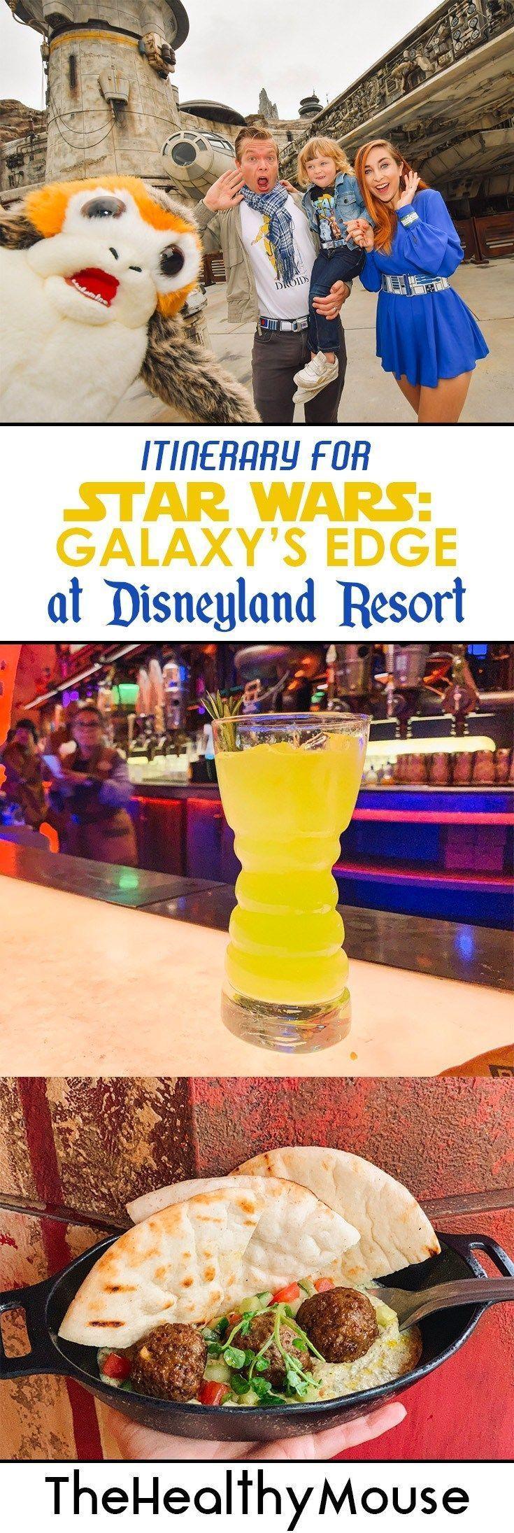 Photo of Reiseroute für Star Wars: Galaxy's Edge im Disneyland Resort